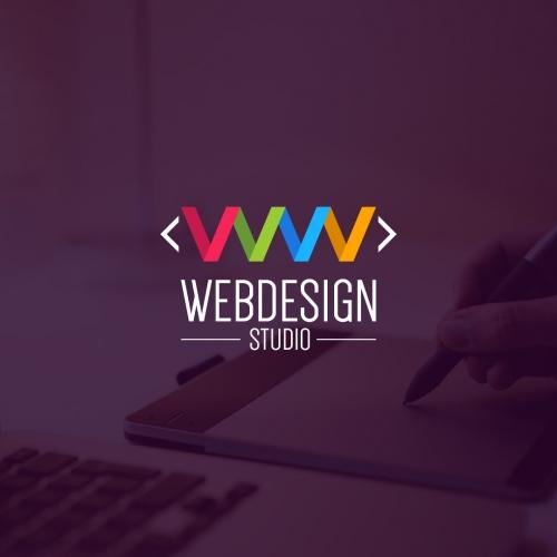 Web Design Studio Logo Design