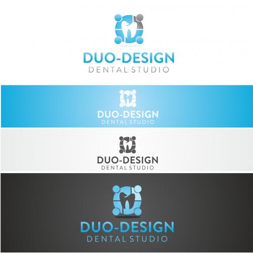Logo for dental studio